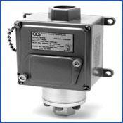 Painekytkin CCS 604 G/P/V/D